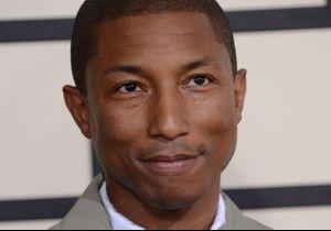 Pharrell Williams prend la défense d'un homme moqué sur Internet