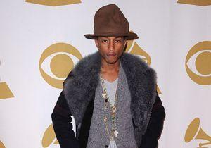 Pourquoi Pharrell Williams s'est-il séparé de son chapeau ?