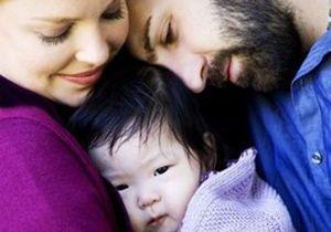 Photo : Katherine Heigl nous présente sa fille