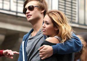 Photo : Miley Cyrus à Paris pour le tournage de « LOL »