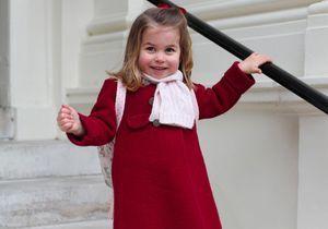 Photos : George et Charlotte, rentrée royale !