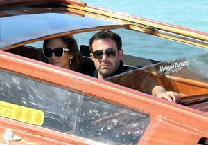 Photos : Jennifer Lopez et Ben Affleck, amoureux à Venise