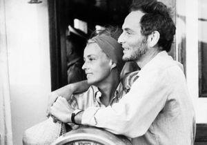 Pierre Cardin et Jeanne Moreau, l'amour fou