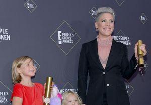 Pink : sa fille de 9 ans chante sur TikTok et crée le buzz