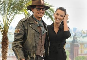 Pirates des Caraïbes 4: Johnny Depp en Indiana Jones à Moscou