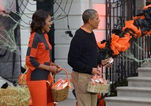 Pour Halloween, Barack Obama tweete une photo de 2009