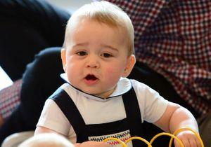 Pour Harry, le prince George ressemble à Winston Churchill