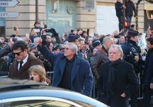 Pourquoi Claude Lelouch filmait les obsèques de Johnny Hallyday