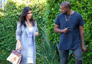Kanye West n'a pas passé Thanksgiving avec Kim Kardashian et North