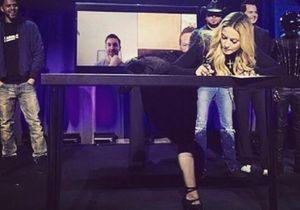 #Prêtàliker : des internautes français parodient la pose de Madonna