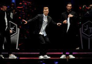 #PrêtàLiker : Justin Timberlake fait la « Carlton Dance » du prince de Bel Air