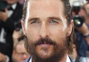 #PrêtàLiker : la nouvelle transformation physique de Matthew McConaughey