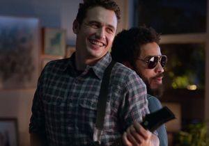 #PrêtàLiker : quand James Franco et Lenny Kravitz s'affrontent à Guitar Hero
