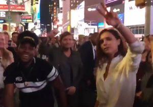 #PrêtàLiker : quand Victoria Beckham danse avec des passants dans la rue