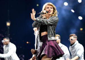 #Prêtàliker : Taylor Swift fait monter sur scène les footballeuses championnes du monde