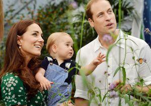Prince George: l'album photo d'un royal baby craquant !