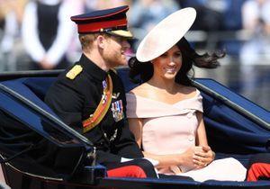 Prince Harry et Meghan Markle : couple rayonnant pour l'anniversaire de la reine