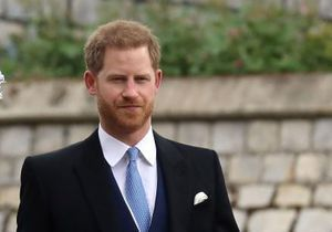 Prince Harry : il était accompagné par une belle inconnue lors du mariage de Gabriella Windsor