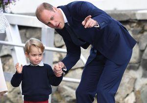 Prince William : « George est un peu turbulent », ses confidences sur la paternité