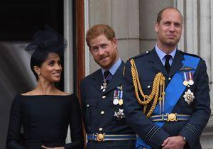 Princes Harry et William : on connait la date de leurs retrouvailles !