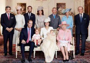 Princesse Charlotte : enfin les clichés officiels de son baptême