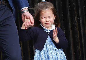 Princesse Charlotte : face au royal baby, la vraie star, c'était elle !