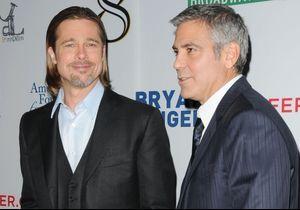 Quand Brad Pitt se fait arrêter à cause de George Clooney