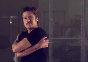 Quand Brad Pitt se lance dans une battle de breakdance