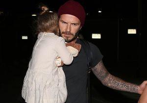 Quand David Beckham parle des futurs petits copains d'Harper