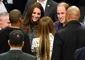 Quand Kate et William rencontrent Beyoncé et Jay Z