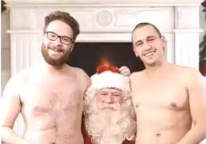 Que font James Franco et Seth Rogen nus?