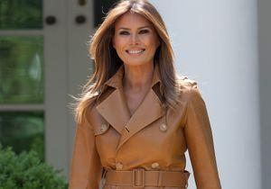 Quelle star de la télévision française a vécu avec Melania Trump ?