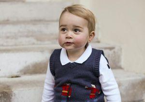 Le prince George a été gâté à Noël : découvrez ses cadeaux