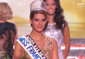 Miss France 2015 : Camille Cerf « surprise » par sa victoire