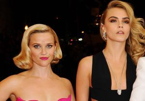 Reese Witherspoon ne sait pas prononcer « Cara Delevingne »
