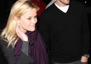 Reese Witherspoon s'est remariée ce week-end