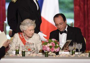 Les coulisses du dîner royal à l'Elysée avec Elizabeth II