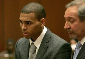 Retour à la case prison pour Chris Brown