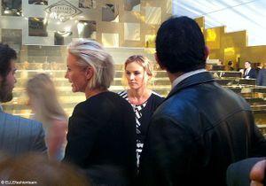 Retour de Versace : Cameron Diazet Diane Krüger au premier rang