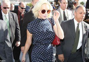 Retour en prison pour Lindsay Lohan!