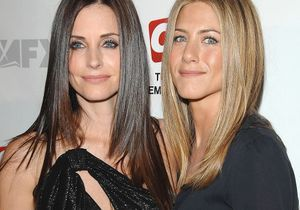 Retrouvailles inattendues entre Jennifer Aniston et Courteney Cox