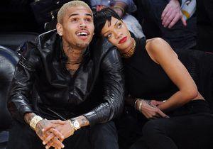 Rihanna accompagne Chris Brown au tribunal