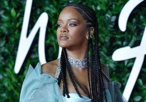 Rihanna blessée au visage : elle a été victime d'un accident de scooter