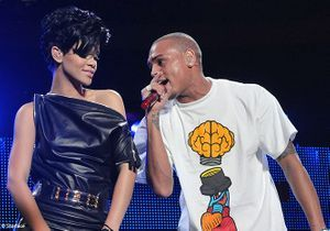 Rihanna-Chris Brown : les ex-amants proches malgré l'interdiction