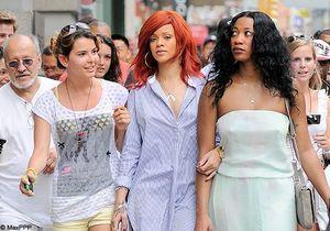 Rihanna : découvrez son look pyjama !