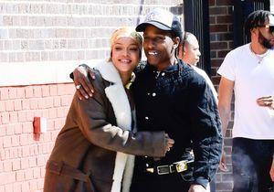 Rihanna et A$AP Rocky, amoureux dans les rues de New York