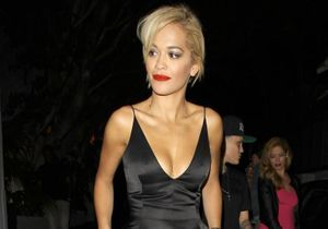 Rita Ora : son ex Calvin Harris l'a privée des Teen Choice Awards 2014