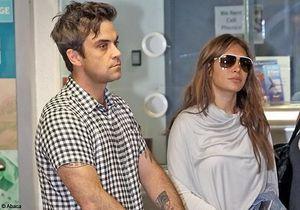 Robbie Williams fait sa demande en mariage à la radio