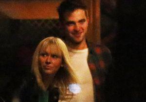Robert Pattinson de nouveau en couple ?