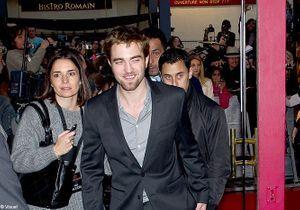 Robert Pattinson est à Paris pour « Twilight »